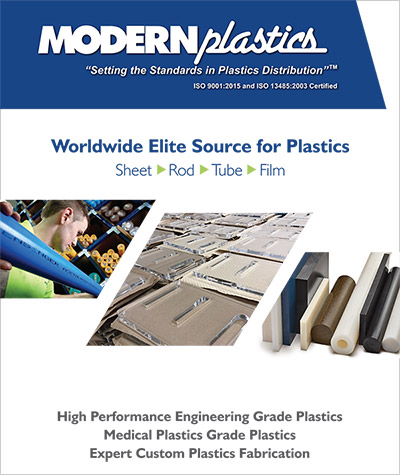 High Performance Engineering Plastic Stock, Shapes and